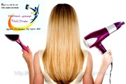 Курсы парикмахерского искусства в учебном центре «Твой Успех» Заканчив